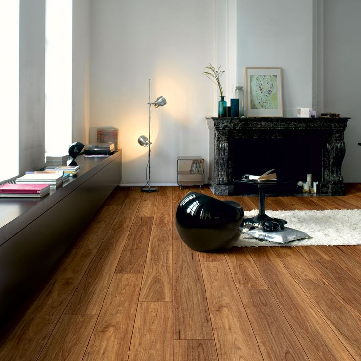 Quick-Step Largo Spotted Gum Plank