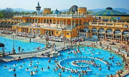 Europe centrale : circuit 8 jours/4 nuits avec transport en autocar, hébergement en hôtel 3* et petits déjeuners pour 1: #PRAGUE En…
