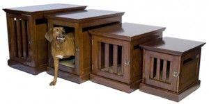 luxury indoor dog houses