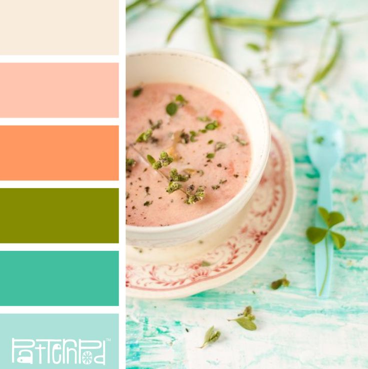 food tones pinterest soups combination colors and color schemes