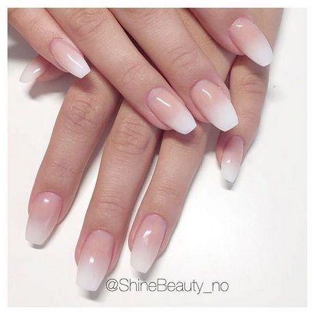 French nails verlauf – Nails Gelnägel