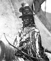 Chief Looking Glass, Nez Perce