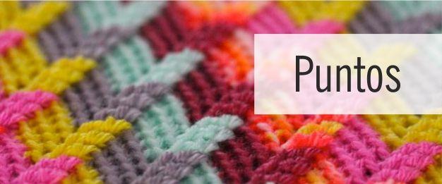 Puntos y Figuras de Crochet