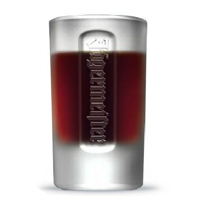 Jägermeisterglas 6 st 4 cl - Dryckesglas.se
