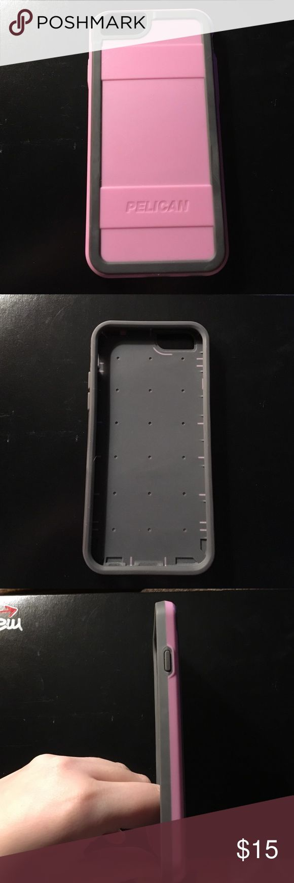 Pelican iPhone 6/6s case Fairly used however no signs of wear or tear! Fits iPhone 6/6s ONLY Accessories Phone Cases