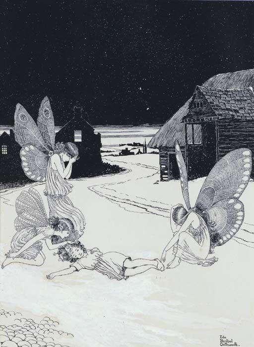 Works on Paper - Ida Rentoul Sherbourne Outhwaite - Australian Art Auction Records