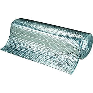 Wickes product reviews and customer ratings for Wickes Thermal Insulation Foil Roll 600mmx8m. Read and compare experiences customers have had with Wickes products.