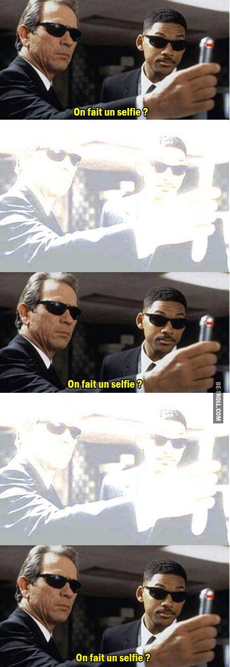 On fait un selfie ? | Be-troll