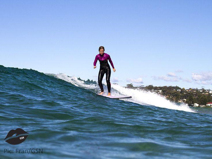 Central Coast, NSW lady slider. #girlsurfnetwork