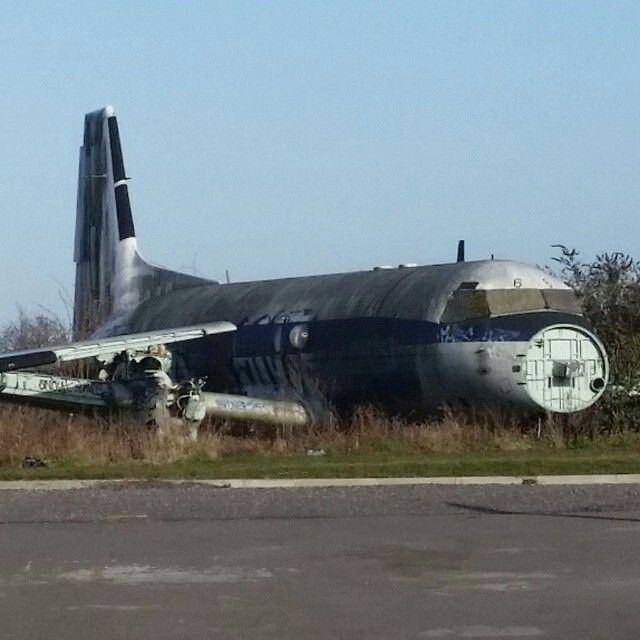 HS748 hulk Southend Airport @_0_sean_0_