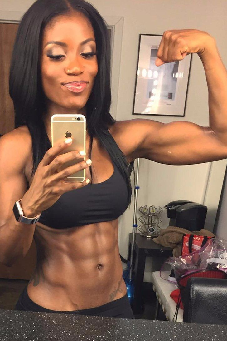20 Inspiring Fitness 'Grams From #BlackGirlsWorkOutToo