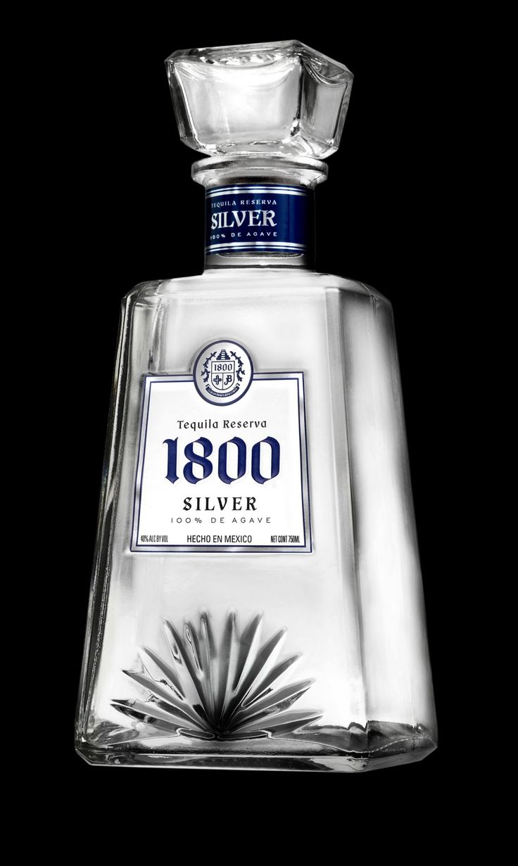 1800 Silver Tequila | Received for Review: 1800 Silver Tequila