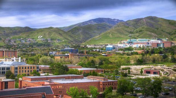 University of Utah (Utes) campus - Salt Lake City, Utah