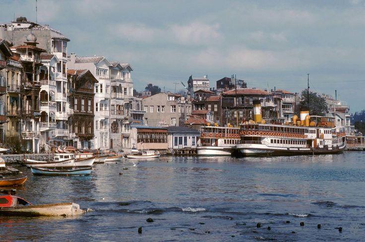 "eskiistanbul: ""Arnavutköy / 1980 """