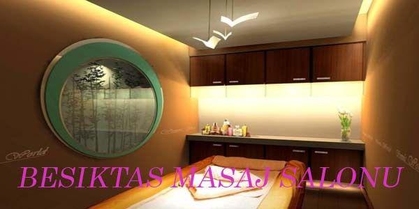 Beşiktaşta Masaj Salonu