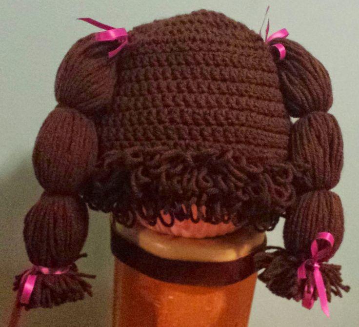 Loopeeeee: Cabbage Patch Hat - $25 (custom order)