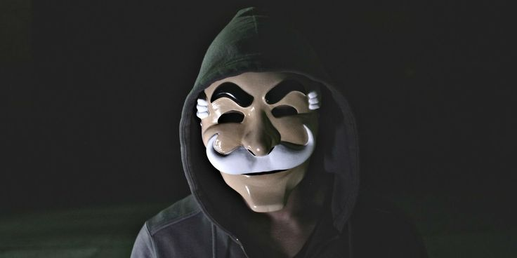 Just in time for #Halloween. You Can Now Buy That #Mask From Hacker Show 'Mr. Robot' #MrRobot