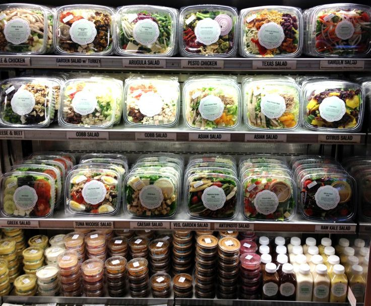 Image result for grab and go salads