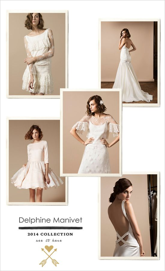 Delphine Manivet 2014 Collection ---> http://www.weddingchicks.com/2014/06/05/delphine-manivet-wedding-dresses/