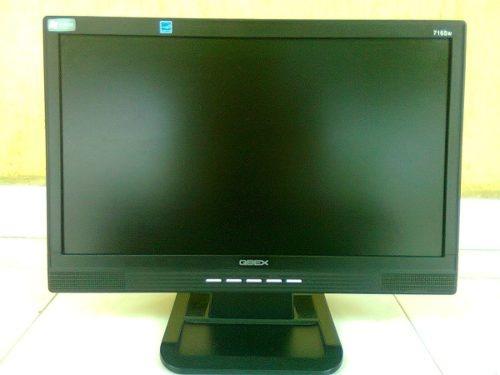 Pantalla Monitor Para Pc Qbex De 17 Pulgadas Como Nuevo - $ 199.000