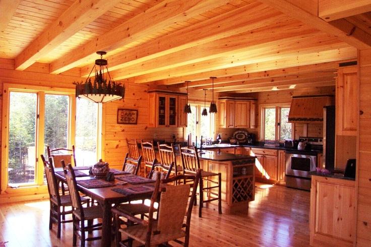 Small Log Home Interiors Joy Studio Design Gallery