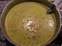 Rezept Thermifees ERBSENEINTOPF XXL von Thermifee - Rezept der Kategorie Suppen