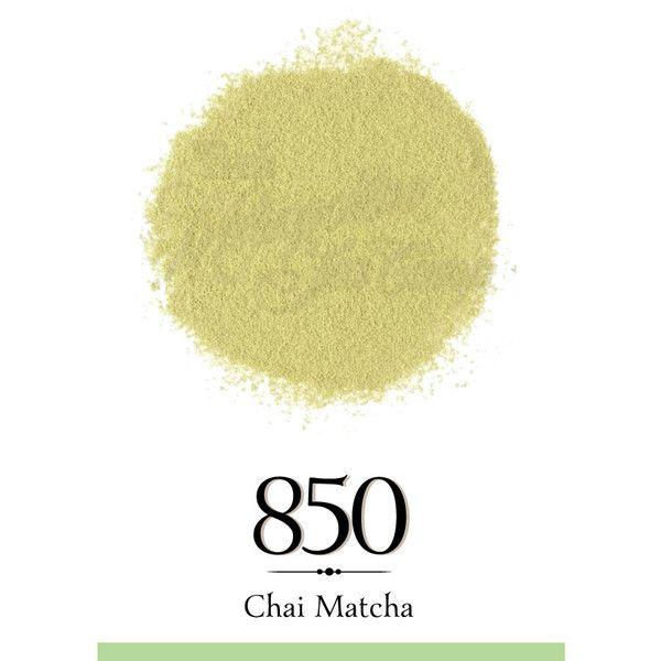 850 CHAI MATCHA