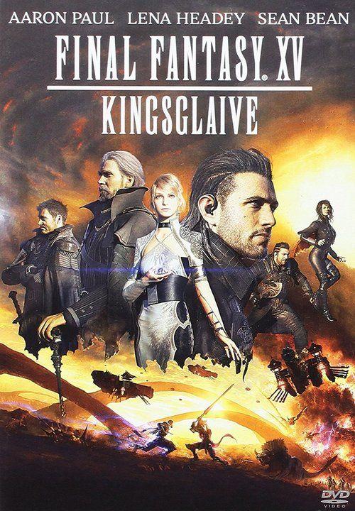 Kingsglaive: Final Fantasy XV Full Movie Online 2016