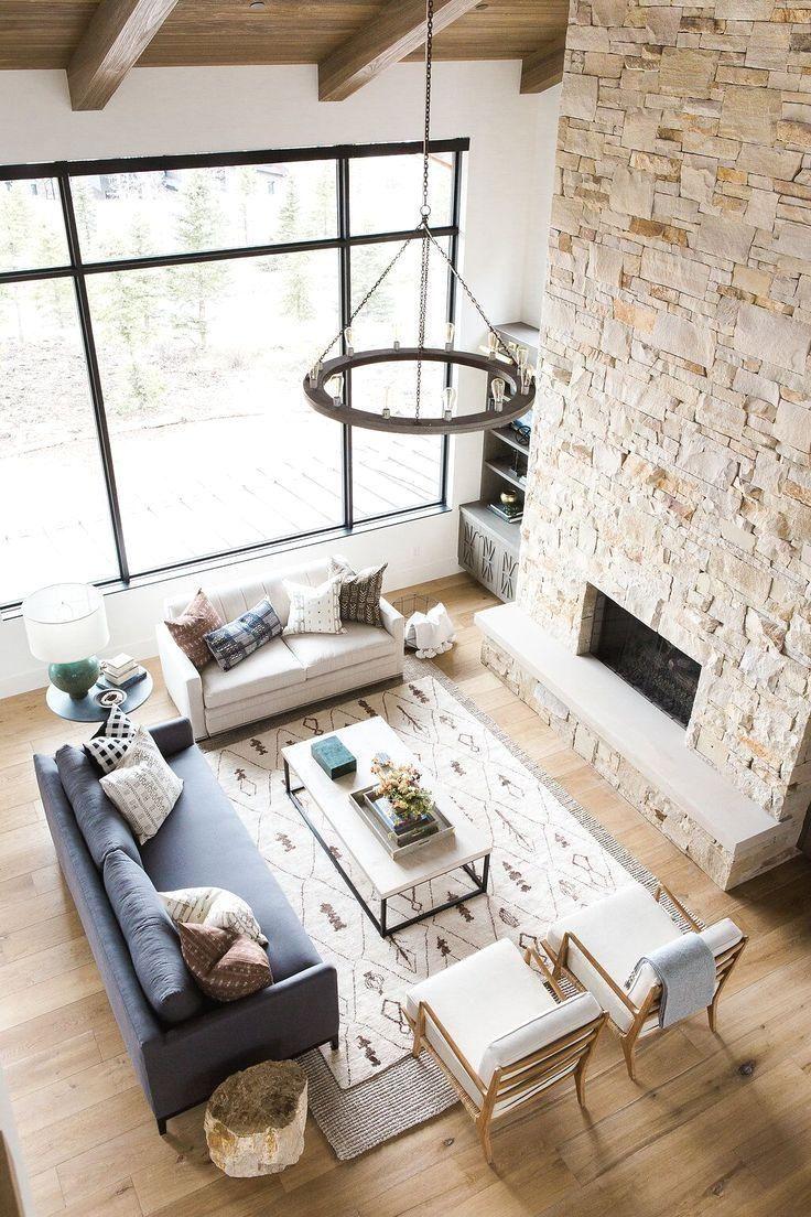 49 Affordable Contemporary Farmhouse Designs Ideas For