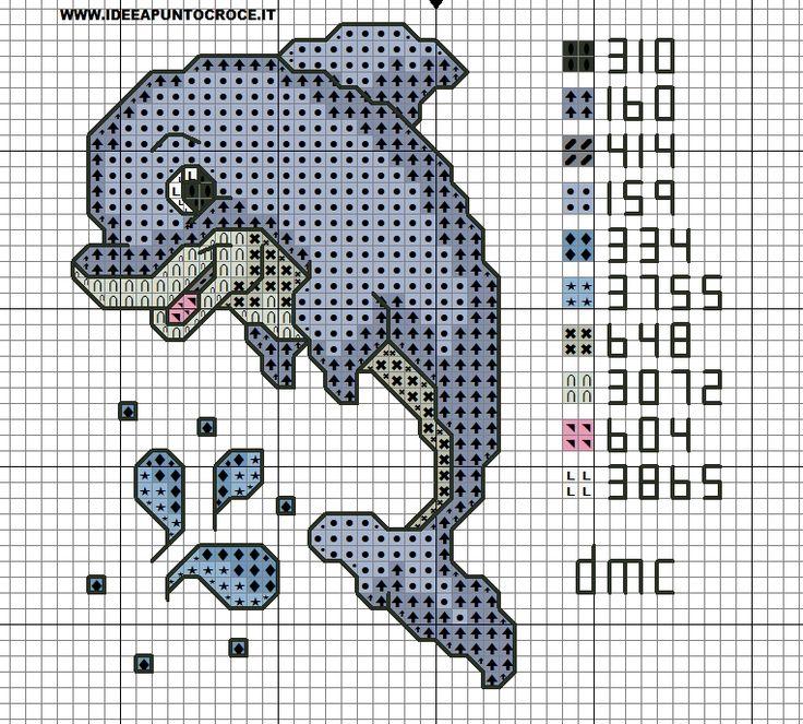 Pixel Art/ Cross Stitch