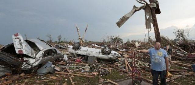 Dernier bilan. Tornade sur Oklahoma City : 24 morts identifiés, 237 blessés