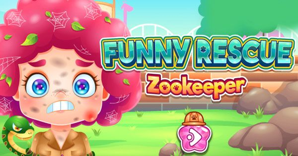 Funny Rescue Zookeeper Play Online Free In 2020 Games For Kids Online Fun Free Online Games