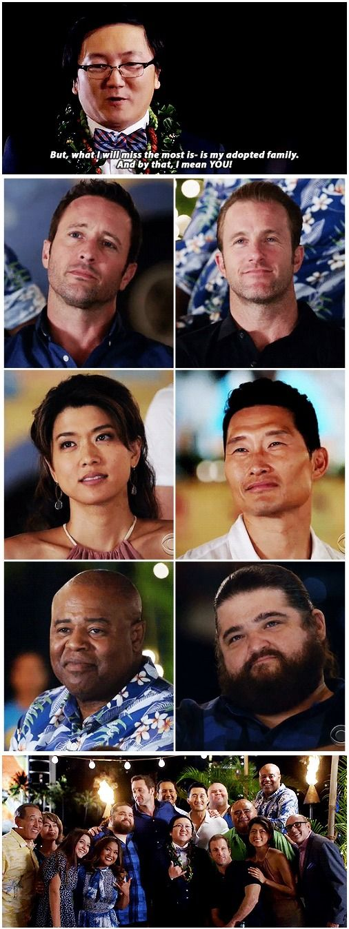 Hawaii Five-O Ohana...I haven't even seen this episode yet and my heart is breaking  please don't leave, Max!!!