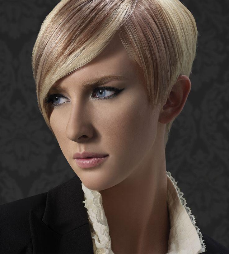 Modern Hairstyle Ilovemyhair Hairstyles Pinterest