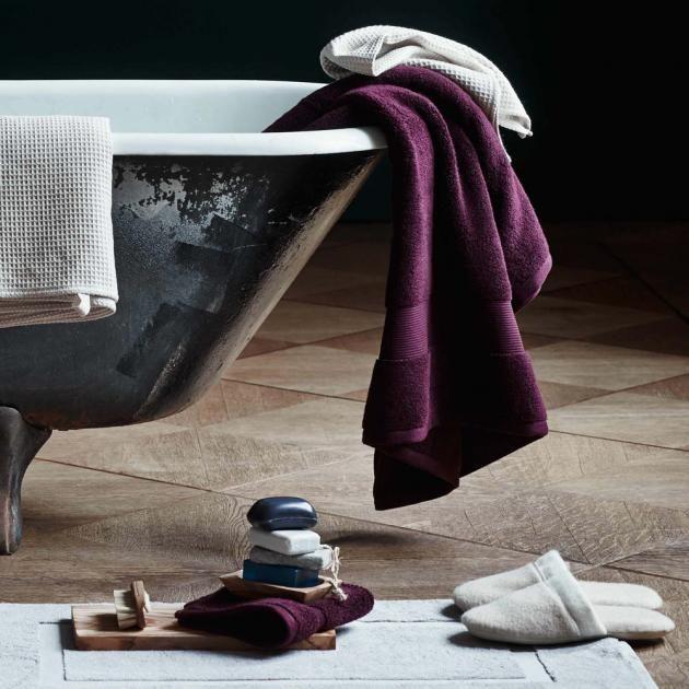 Schöne Handtücher: Dschungel im Bad: Handtücher von H