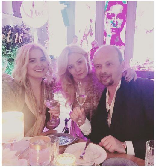 КиевПравда : Внучка Софии Ротару в мини-шортах отметила 16-летие в киевском ресторане