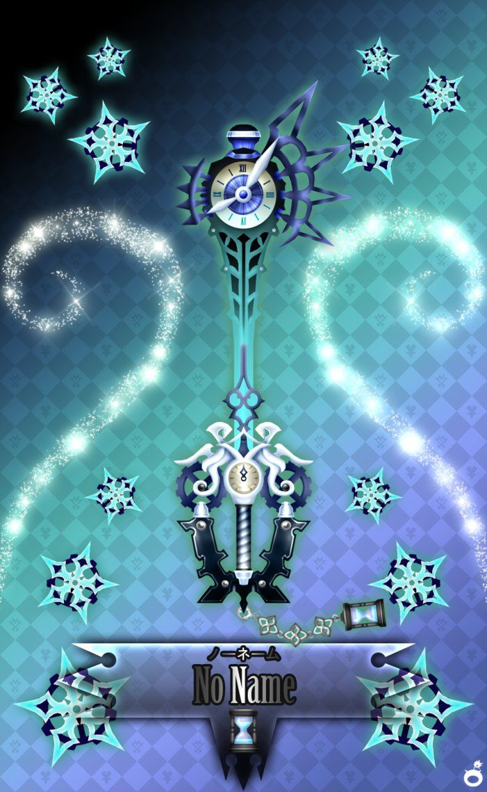 Keyblade No Name by Marduk-Kurios