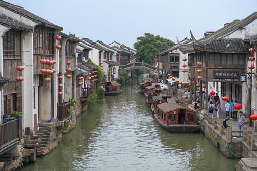 The Grand Canal, China