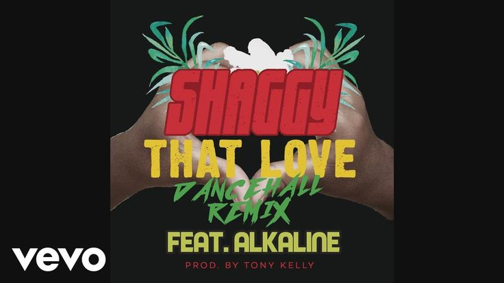 Shaggy  That Love (Dancehall Remix)  ft. Alkaline
