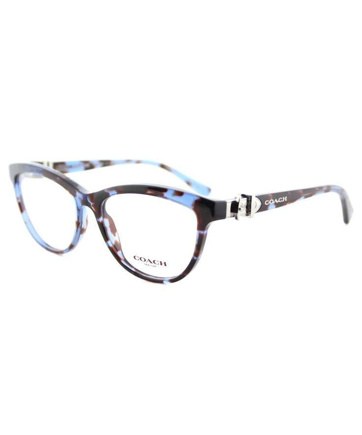 COACH Cat-Eye Plastic Eyeglasses'. #coach #eyeglasses