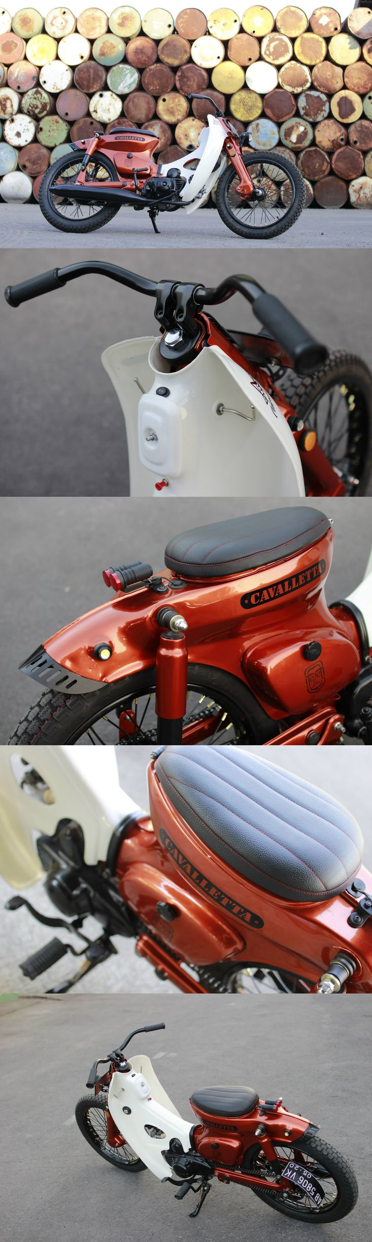 Cavalletta by Jezel Custom Cub