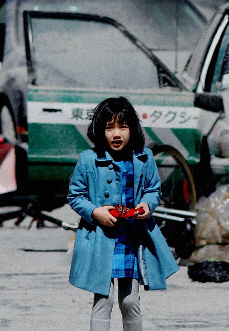 "Mana Ashida as Young Mako Mori in ""Pacific Rim"" (2013)"