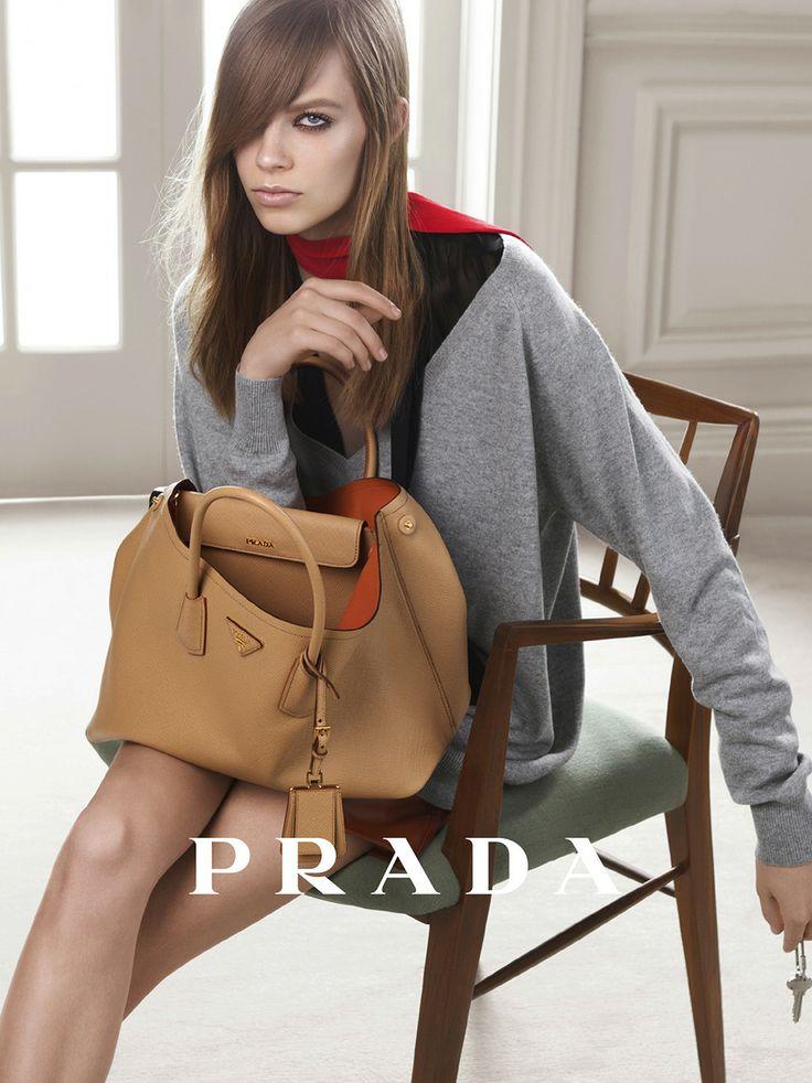 "Prada ""Advertising Campaign April 2014″"