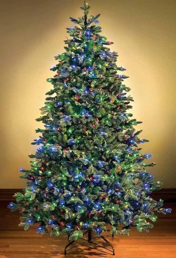 Artificial Christmas Trees Not Prelit