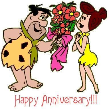 Yabba Dabba Doooo! Happy 52nd Anniversary, Norma!!! Hoo Ray! ❤️