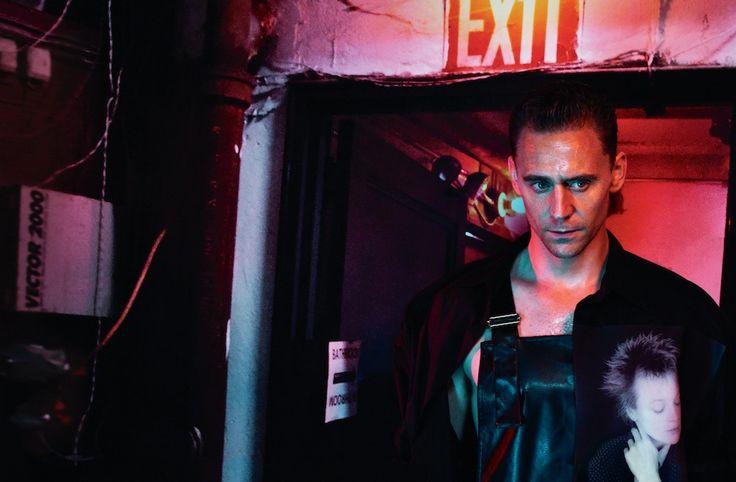 - Slideshow - Tom Hiddleston - Interview Magazine