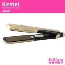 Z044 endireitar Ferro alisador de cabelo profissional de cerâmica plana ferros ferramentas de pranchas de cabelo curling styling chapinha alishoppbrasil