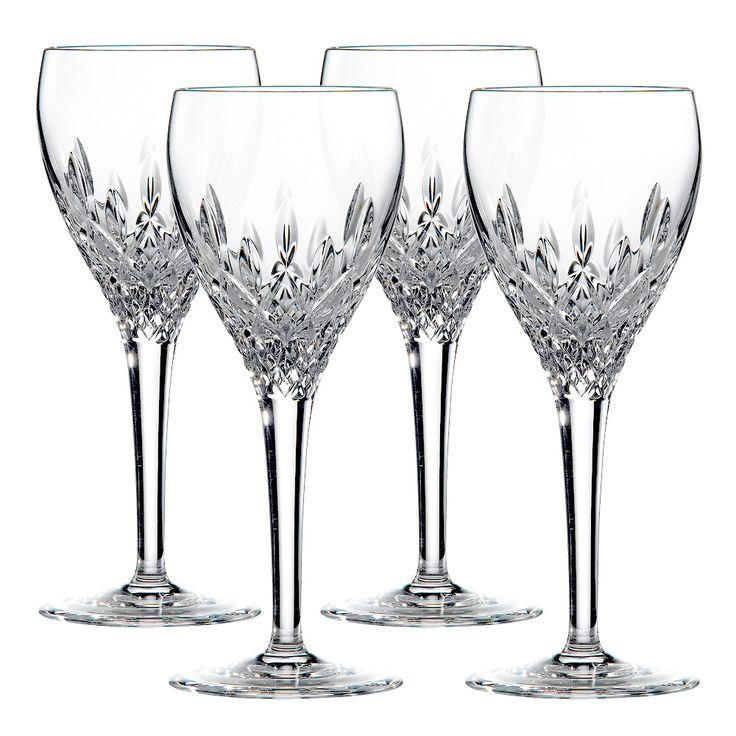 Best Fine Crystal Glassware Images On Pinterest