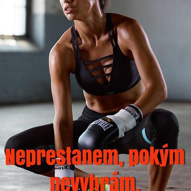 Neprestanem, pokým nevyhrám 🏆🏵🥇 #neverstop #neprestavaj #vyhrám #winer #boxinggirl #bueatyfulgirls #lovegirls #olimpia #sevenfitsk #saturdaynight #sobotaje #inspirationdaily