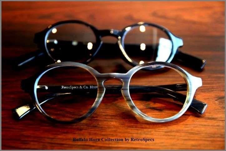 5e64b948a12c Buffalo Horn Retrospecs - Villadelcorea | LA Shop Product | Round sunglasses,  Round glass, Glasses